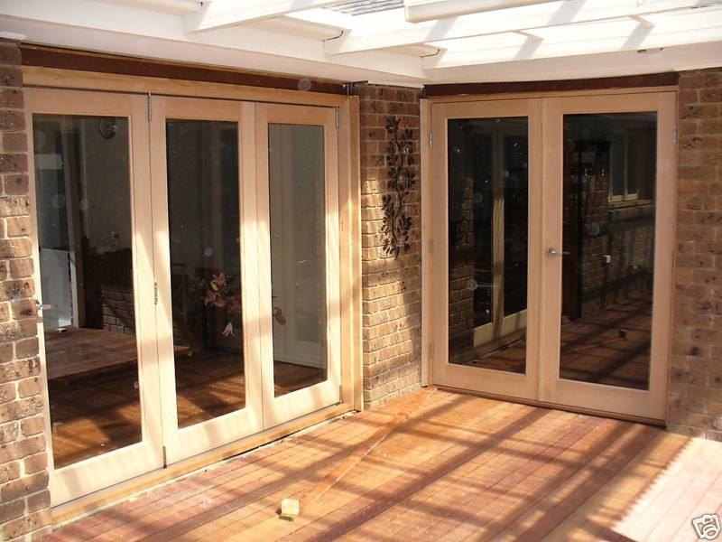 3 Right Bifold 1 French Door ... & French Doors French Door Contractor 0421 753 287 French Doors ...